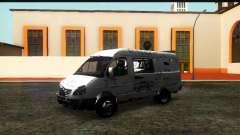 GAS 22172 Sable BC for GTA San Andreas