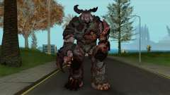 Cyberdemon from DOOM 2016 for GTA San Andreas