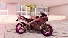 Yamaha TZM 150 v2 for GTA San Andreas