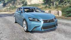 Lexus GS 350 F-Sport 2013 v1.1 [replace]