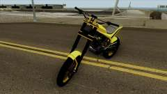 GTA V Maibatsu Sanchez V1 for GTA San Andreas