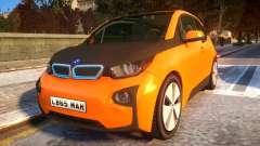 BMW i3 for GTA 4