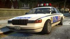 NYPD Modification for GTA 4