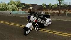 GTA V Copbike Malaysia Police for GTA San Andreas