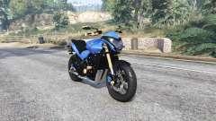 Honda CB 600F Hornet 2013 [replace] for GTA 5