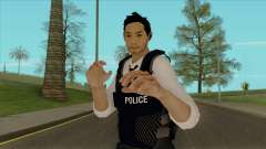 Detective Kurosawa from Binary Domain for GTA San Andreas