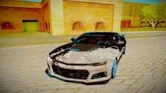 Chevrolet Camaro for GTA San Andreas