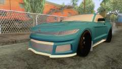 GTA 5 - Vapid Dominator for GTA San Andreas
