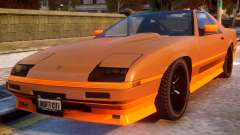 Chevrolet Camaro to Ruiner for GTA 4