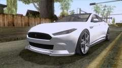 GTA 5 - Coil Raiden for GTA San Andreas