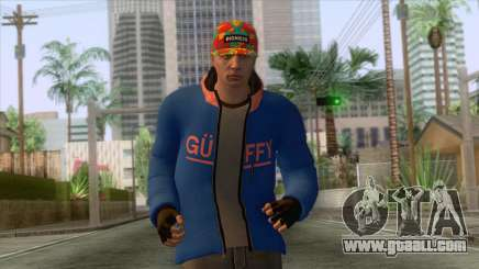 Skin Random 65 for GTA San Andreas