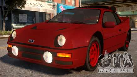 Ford RS200 for GTA 4
