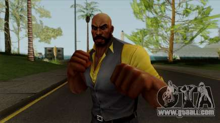 Marvel Future Fight - Luke Cage (ANAD) for GTA San Andreas