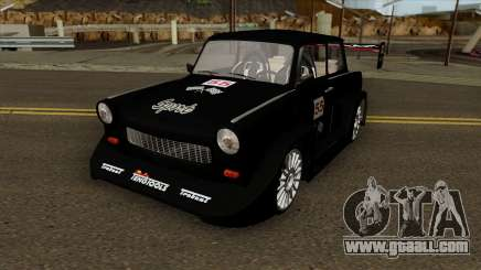 Trabant 601 Pikes Peak for GTA San Andreas