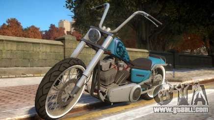 Daemon Mod for GTA 4