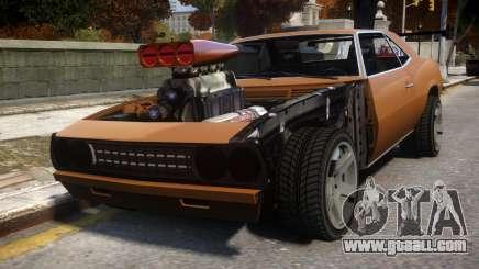 Vigero Drag Monster for GTA 4
