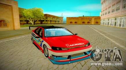 Peugeot 406 SX for GTA San Andreas
