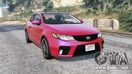 Kia Forte koup (TD) 2009 v1.1 [replace] for GTA 5