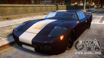 Bullet GTA SA for GTA 4