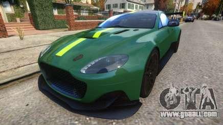 2017 Aston Martin Vantage AMR Pro v1.0 for GTA 4