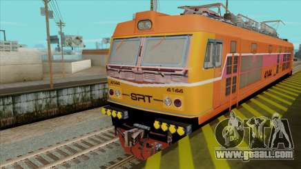 Alstom 4144 Electric Locomotive (Thailand) for GTA San Andreas