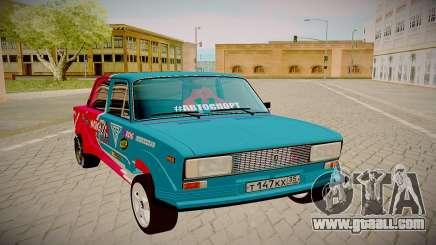 VAZ 2105-06 for GTA San Andreas