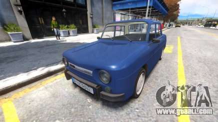 Dacia 1100 for GTA 4