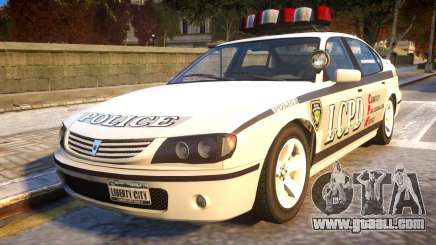 LCPD Modification for GTA 4