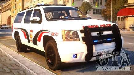 Chevrolet Suburban for GTA 4