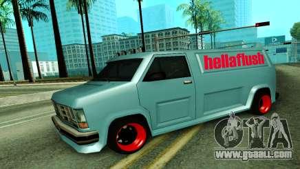 Burrift 2HD (Full VT) for GTA San Andreas