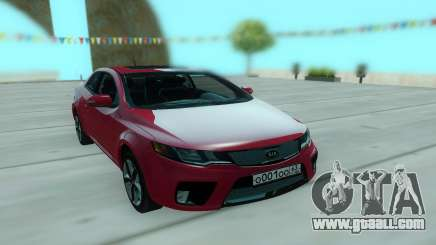 Kia Forte for GTA San Andreas