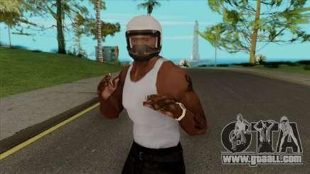Goose Helmet (Mad Max) for GTA San Andreas