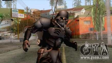 Kerberos Panzer Cop Skin for GTA San Andreas