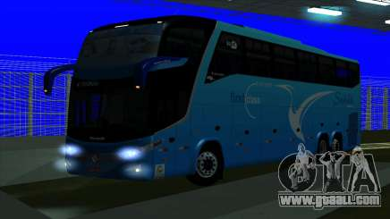 Bus G7 1600 Ld Expresso Satelite Norte v 1.0 for GTA San Andreas