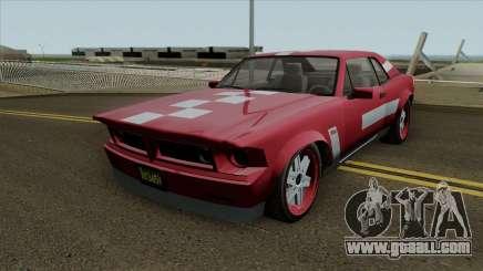 GTA V Declasse Tampa Evo IVF for GTA San Andreas