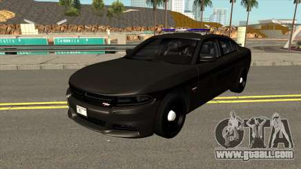 Dodge Charger RT Sheriff Department for GTA San Andreas