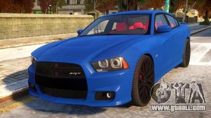 Dodge Charger SRT8 2013 Beta 0.9 for GTA 4