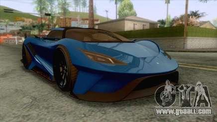 GTA 5 - Overflod Tyrant for GTA San Andreas