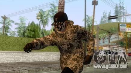Run And Gun Skin 2 for GTA San Andreas