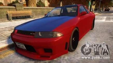 Annis Elegy Retro V1.1 for GTA 4