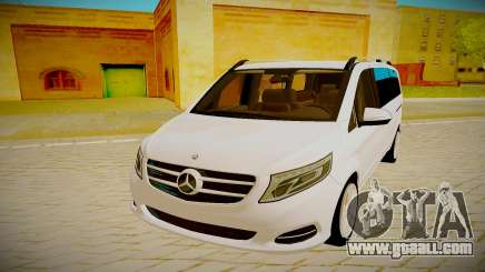 Mercedes-Benz V250 for GTA San Andreas