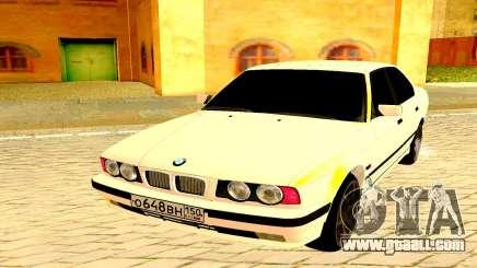 BMW 525 E3 for GTA San Andreas