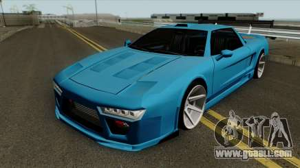 BlueRay Infernus CH1RON for GTA San Andreas
