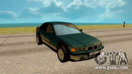 BMW E36 for GTA San Andreas