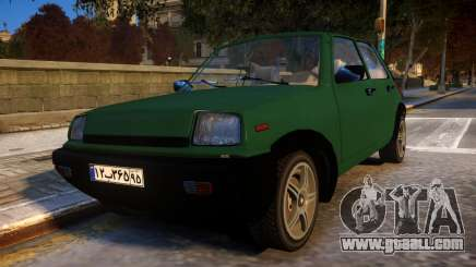 Renault PK for GTA 4