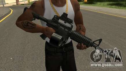 AR-15 Carabine for GTA San Andreas