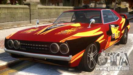 Vigero RACER for GTA 4