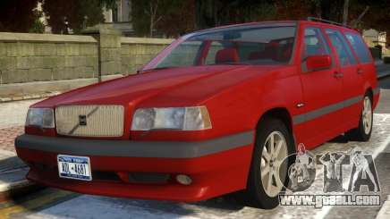 Volvo 850R for GTA 4