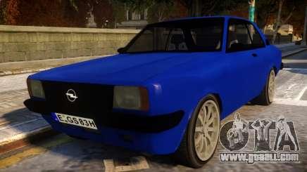 Opel Ascona for GTA 4
