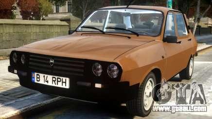 Dacia 1310 MLS-TLX for GTA 4